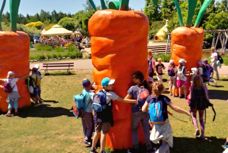 Wyjazd do Magicznych Ogrodów - baśniowego parku rozrywki