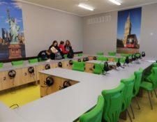 sala językowa w Dużej szkole 2